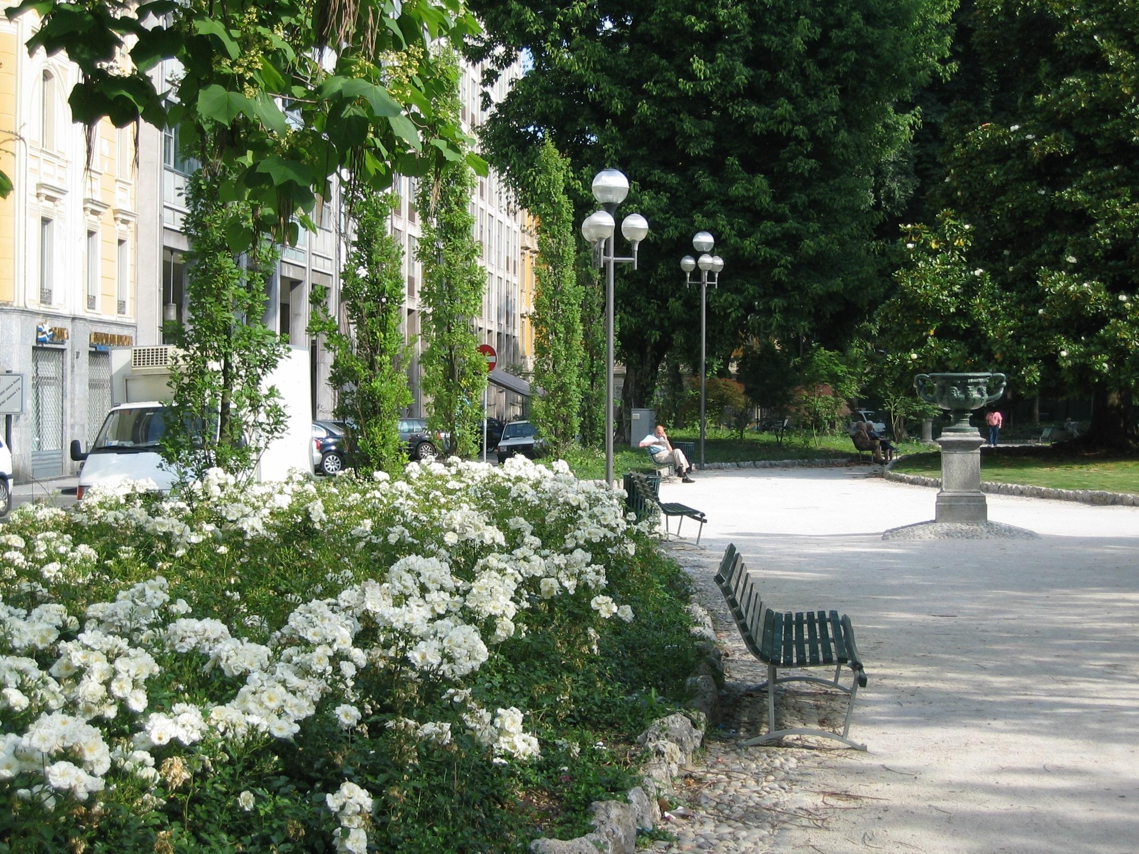parchi pubblici roma