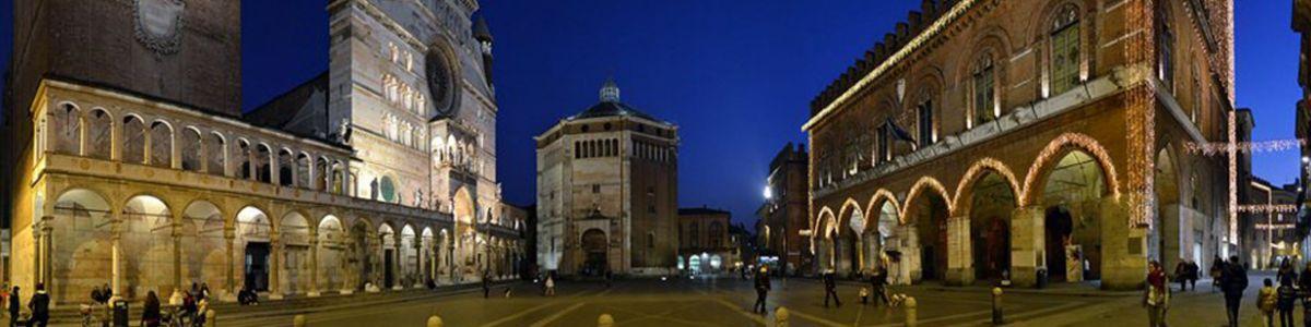 Duomo e Piazza del Comune a Cremona