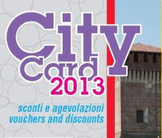 City Card Cremona 2013