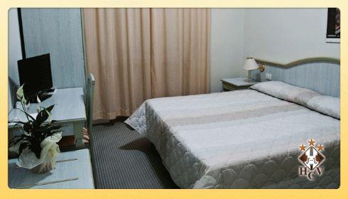 Hotel Cremona Viale - le camere