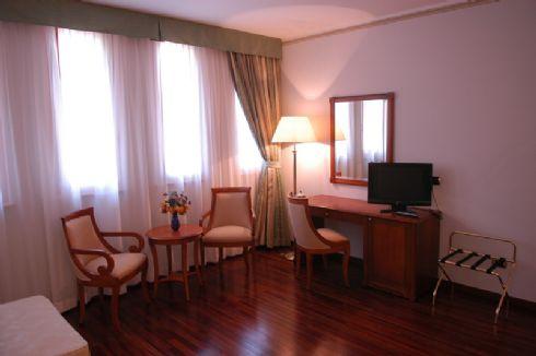 camera del Pilgrim's Hotel