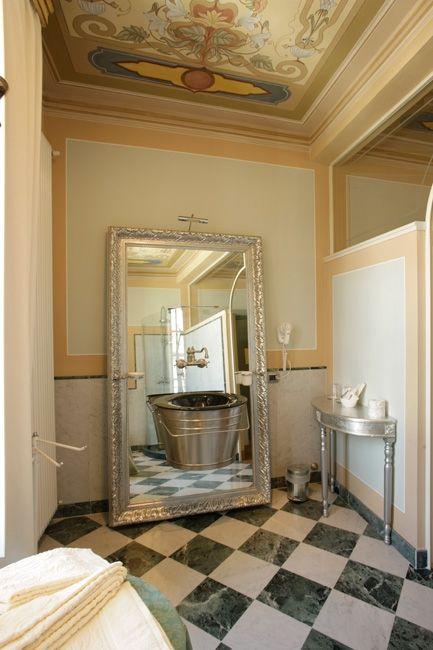 camera dell'Hotel Ristorante Palazzo Quarantacamera dell'Hotel Ristorante Palazzo Quaranta