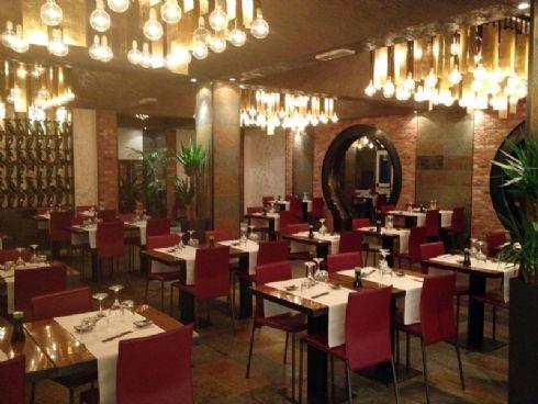 sala dell'Hayashi Restaurant a Cremona