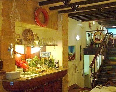 sala dell'Osteria Garibaldi