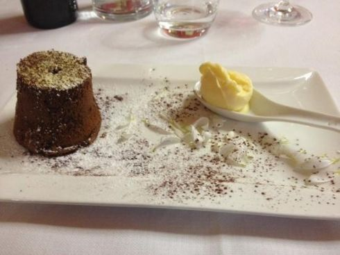 Ristorante Hosteria 700 - dessert