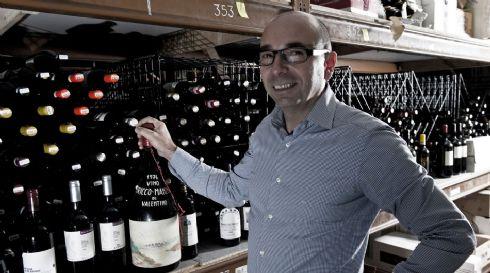 Diego Luccini dell'Osteria de l'Umbreleer