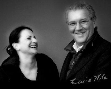 Milena ed Emilio di Cascina dè Breda