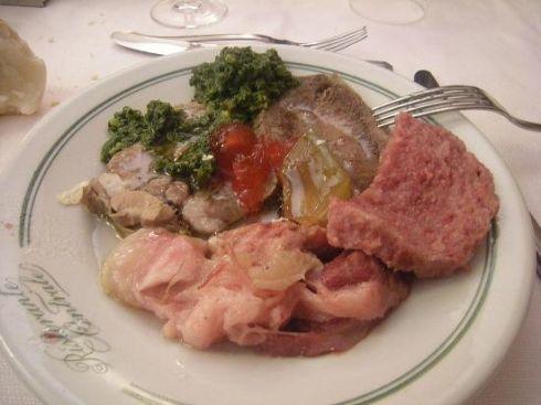 piatti del Ristorante Centrale - Cremona