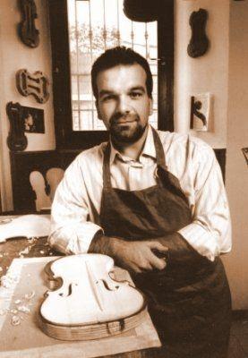 Stefano Trabucchi liutaio in Cremona