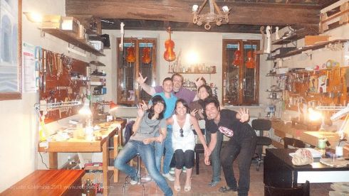 Vladimir Cubanzi and friends