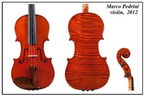 Marco Pedrini violino 2102