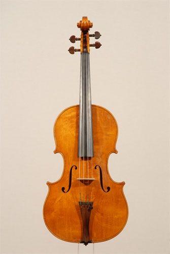 Alessandra Pedota - mod. Stradivari e Amati
