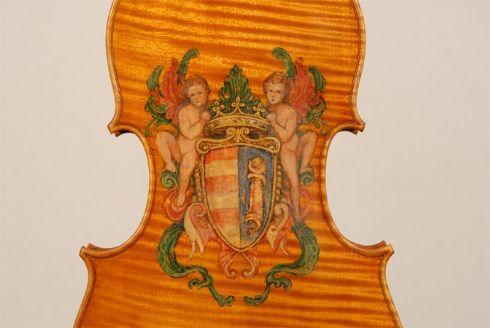 Alessandra Pedota - viola mod. Stradivari e Amati