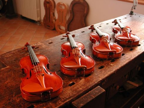 violini di Maurizio Tadioli