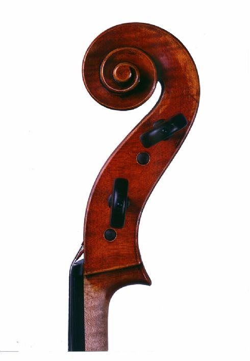 Violoncello modello G. Ornati ispirato ad A. Stradivari