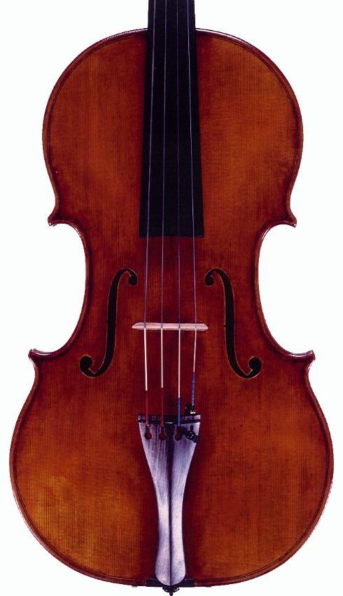 Viola anno 2000 Copia Nicolò Amati 1663