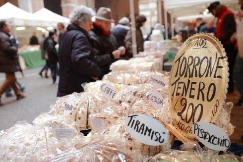 Cremona - Festa del Torrone 2013