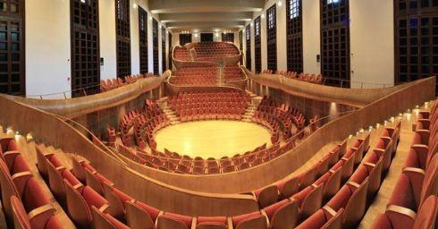 Auditorium del Museo del Violino di Cremona
