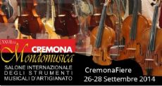 MONDOMUSICA e CREMONA PIANOFORTE 2014