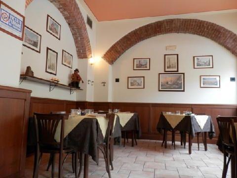 sala Trattoria El Sorbir - Mangiare Bene a Cremona