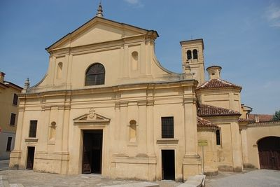 Chiesa di S. Francesco al dosso