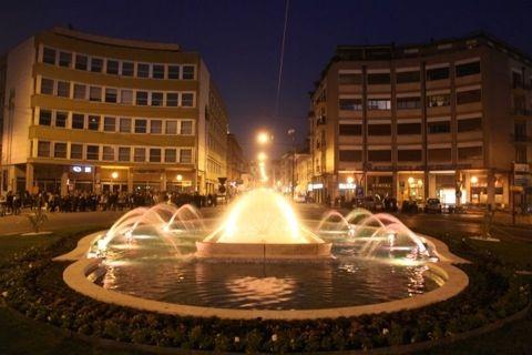 Fontana di Piazza Cadorna