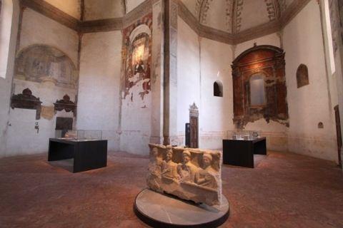 interno del Museo Archeologico