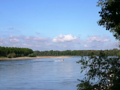 il fiume Po a Casalmaggiore