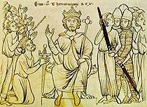 Otto I Manuscriptum di Liutprando da Cremona