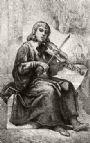 Nicolò Amati ritratto da Jacques Joseph Lecurieux