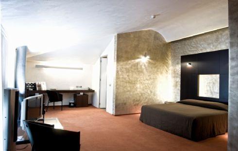 Dellearti Design Hotel a Cremona - camera