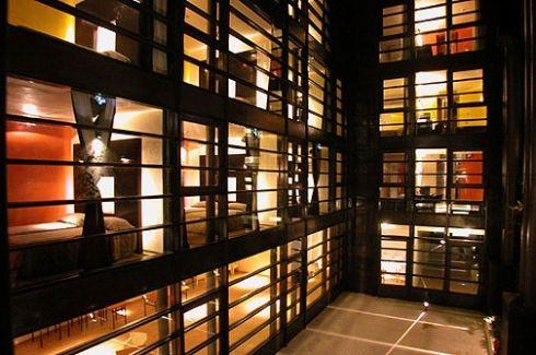 Dellearti Design Hotel a Cremona - particolare d'interno